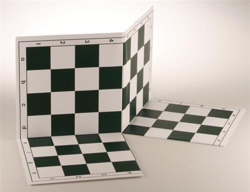 """20"""" PU Double Fold Chess Board กระดานหมากรุกพับสองครั้งมาตรฐาน"""