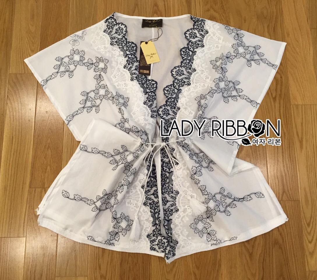 lady ribbon dress