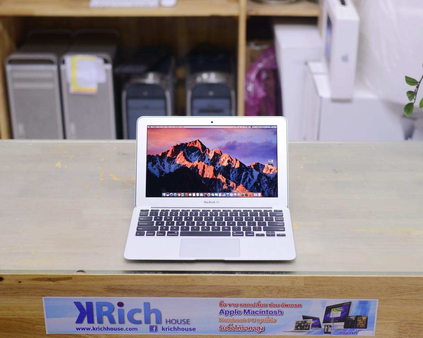 MacBook Air (11-inch Early 2014) Core i5 1.4GHz RAM 4GB SSD 128GB - English Keyboard