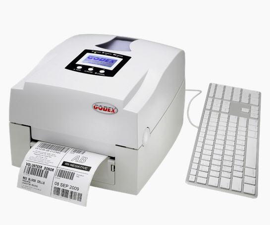 เครื่องพิมพ์บาร์โค้ด Godex EZPI1200