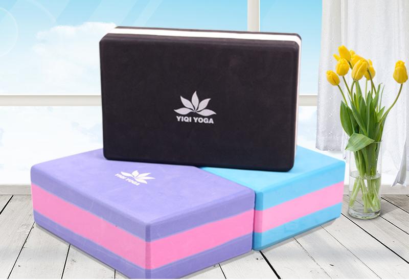 บล็อคโยคะ YK9016P(Box yoga) แพ็คคู่