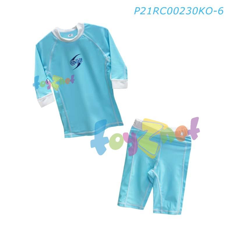 STL ชุดว่ายน้ำ เด็ก 6 ขวบ ลายหมีโคอาล่า รุ่น P21RC00230KO-6