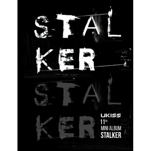 "[PRE-ORDER] U-KISS - 11th Mini Album ""STALKER"""