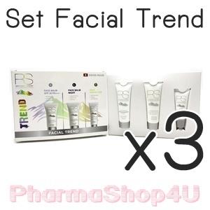 (ซื้อ3 ราคาพิเศษ) (Facial Trend Set) RIVIERA SUISSE FACE BALM SPF30 10 mL + NIGHT 10 mL + Anti-Wrinkle 10 mL ริเวียร่า สวีทส์ ขาวกระจ่างใส + ปกป้อง + บำรุงล้ำลึก
