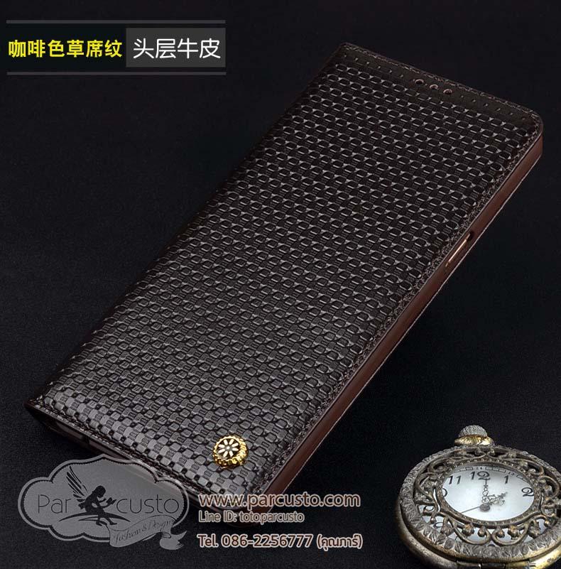 เคสหนังวัวแท้ Samsung Galaxy S8 และ S8+ จาก Wobiloo [Pre-order]