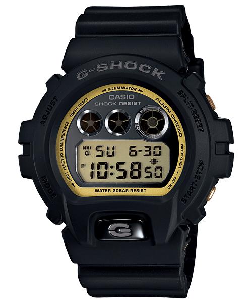 นาฬิกา Casio G-Shock Limited model Metal Mirror face series รุ่น DW-6900MR-1 (หายาก)