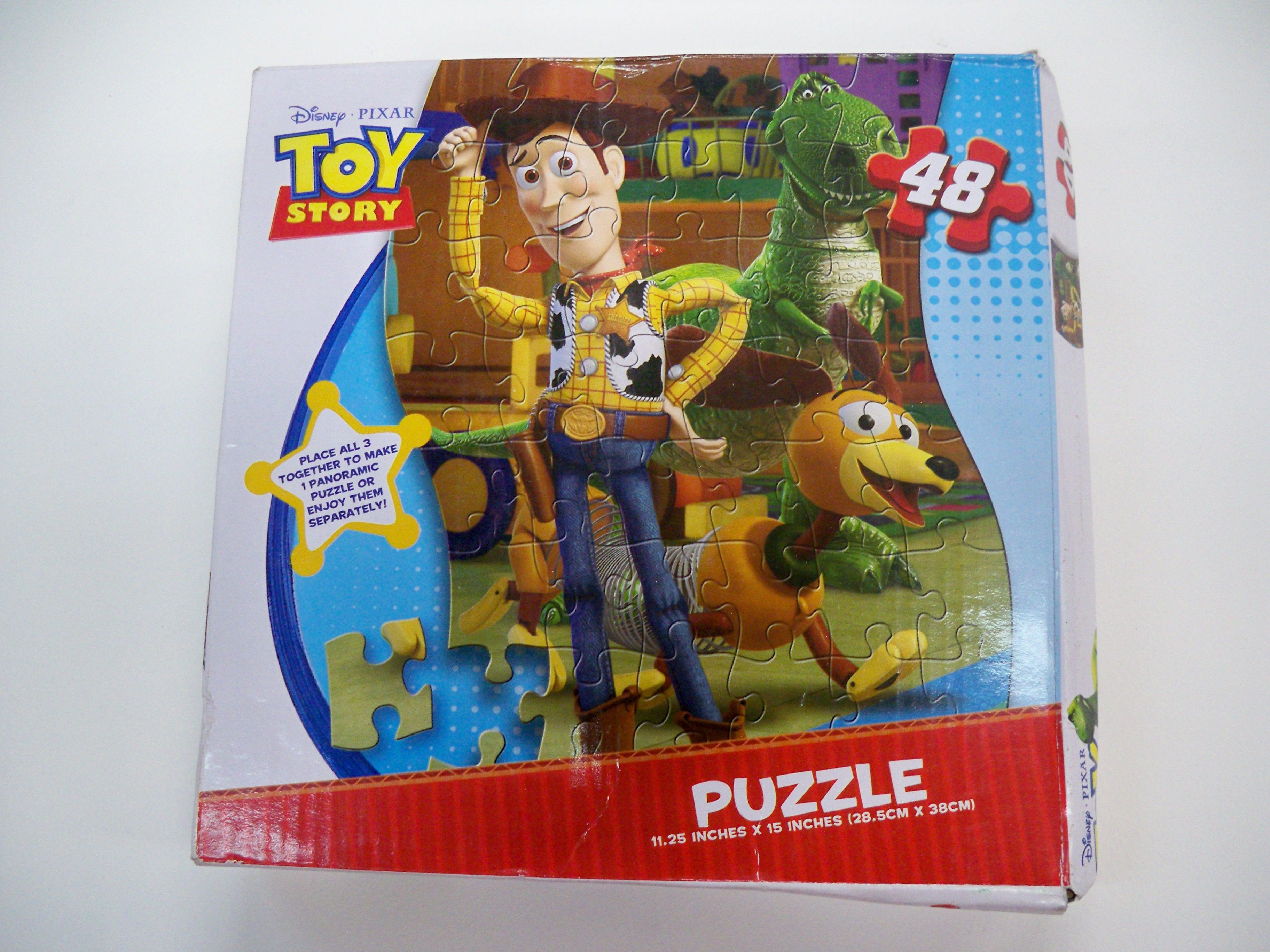 จิกซอ toy story 48 ชิ้น