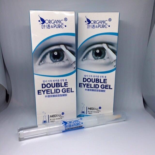 ปากกาทำตาสองชั้น Double Eyelid Gel