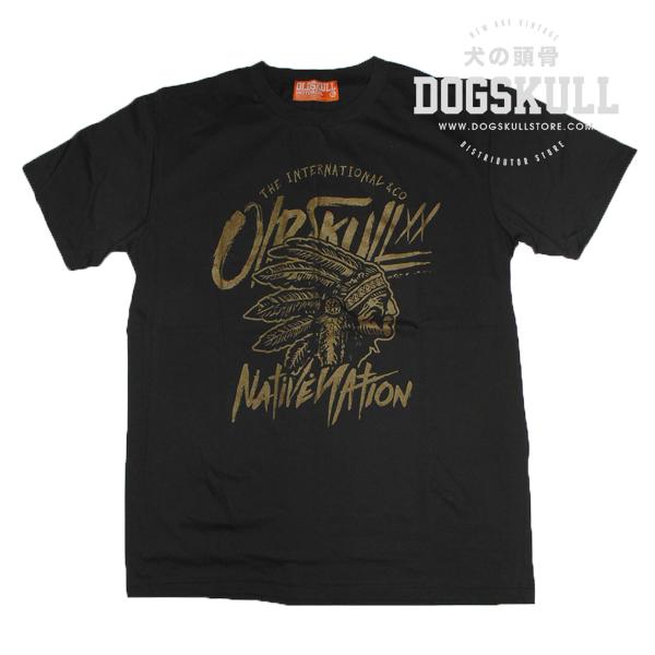 เสื้อยืด OLDSKULL : ULTIMATE HD #51 | สีเทาดิน | XL