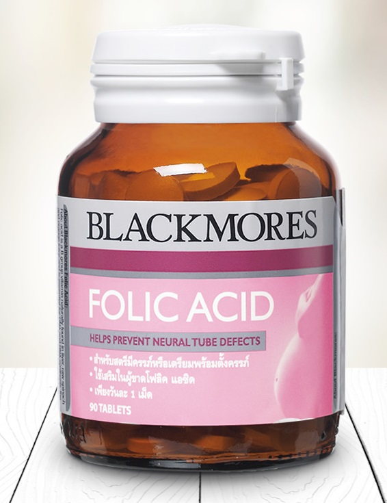 Blackmore Folic acid 90's