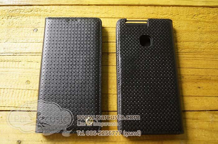 เคสหนังแท้ Huawei P9 Plus จาก Wobiloo [Pre-order]