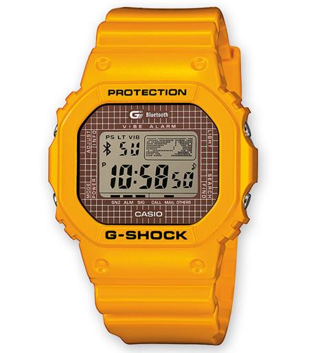 นาฬิกา คาสิโอ Casio G-Shock Bluetooth watch รุ่น GB-5600B-9 [GEN 2] (นำเข้า EUROPE) ไม่มีขายในไทย