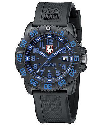 นาฬิกา Luminox รุ่น LUMINOX 3053 EVO Navy SEAL Dive Watch Colormark (blue)