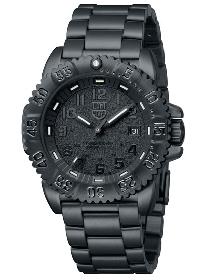 นาฬิกา Luminox รุ่น LUMINOX 3152.BO Navy Seal Blackout Men\'s Military Watch