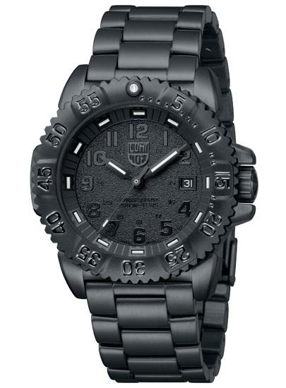 นาฬิกา Luminox รุ่น LUMINOX XS.3152.BO.NV Navy Seal Blackout Men\'s Military Watch
