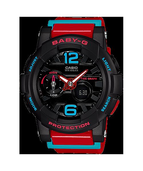 นาฬิกา คาสิโอ Casio Baby-G Standard ANALOG-DIGITAL รุ่น BGA-180-4B