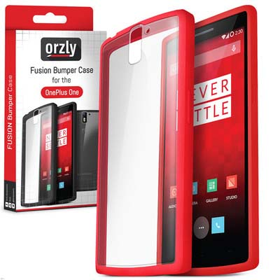 Bumper case ONE PLUS ONE จาก ORZLY [Pre-order]