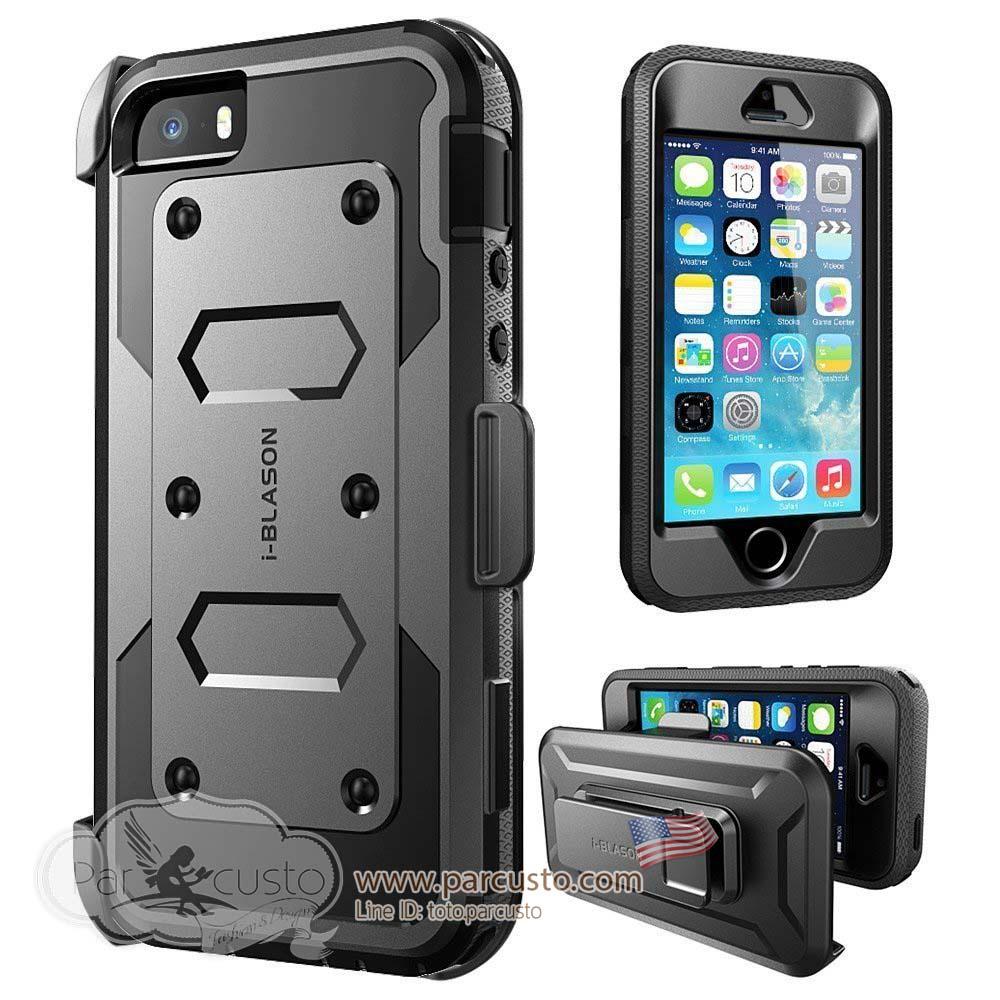 เคสกันกระแทก Apple iPhone SE [Armorbox] จาก i-Blason [Pre-order USA]