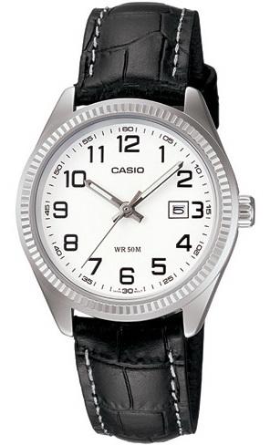 นาฬิกา คาสิโอ Casio STANDARD Analog'women รุ่น LTP-1302L-7B ของแท้ รับประกัน 1 ปี