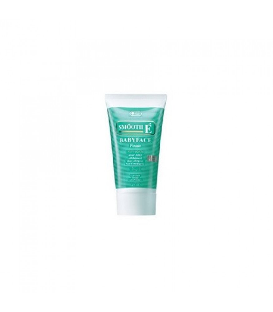 SMOOTH-E BABYFACE FOAM 8 OZ.