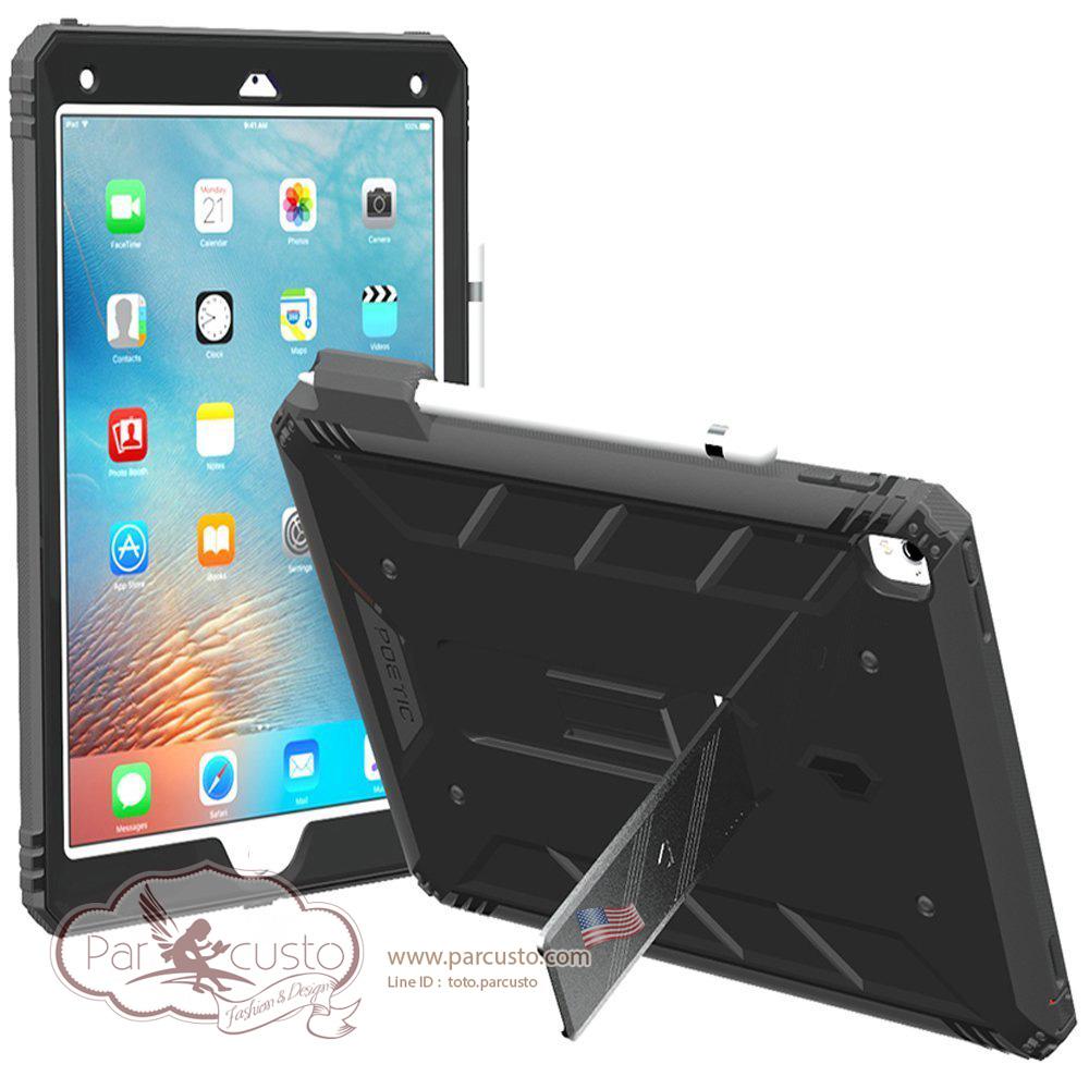 เคสกันกระแทก Apple iPad Pro 9.7 [Revolution] จาก POETIC [Pre-order USA]