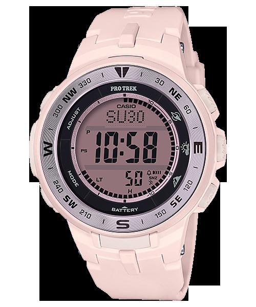 นาฬิกา Casio PRO TREK Slim Line PRG-330 series รุ่น PRG-330-4 ของแท้ รับประกัน1ปี