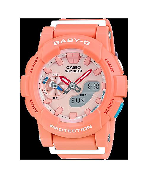 นาฬิกา Casio Baby-G Standard ANALOG-DIGITAL รุ่น BGA-185-4A ของแท้ รับประกัน1ปี