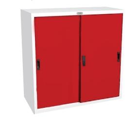 ตู้บานเลื่อนทึบ 4 ฟุต CSL-04