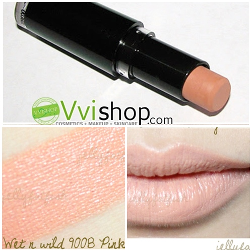 Wet n Wild Mega Last Lip Color 3.3 g # 900B Pink Suga ลิปสี ส้มนู๊ด