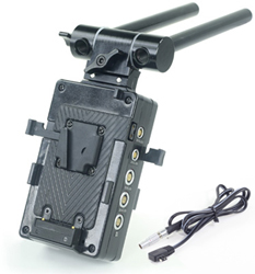 CAMTREE HUNT lemo power splitter for sony fs-700 camera (CH-PS-FS700)