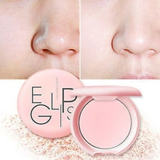Eglips Blur Powder Pact 9g.ตลับชมพู