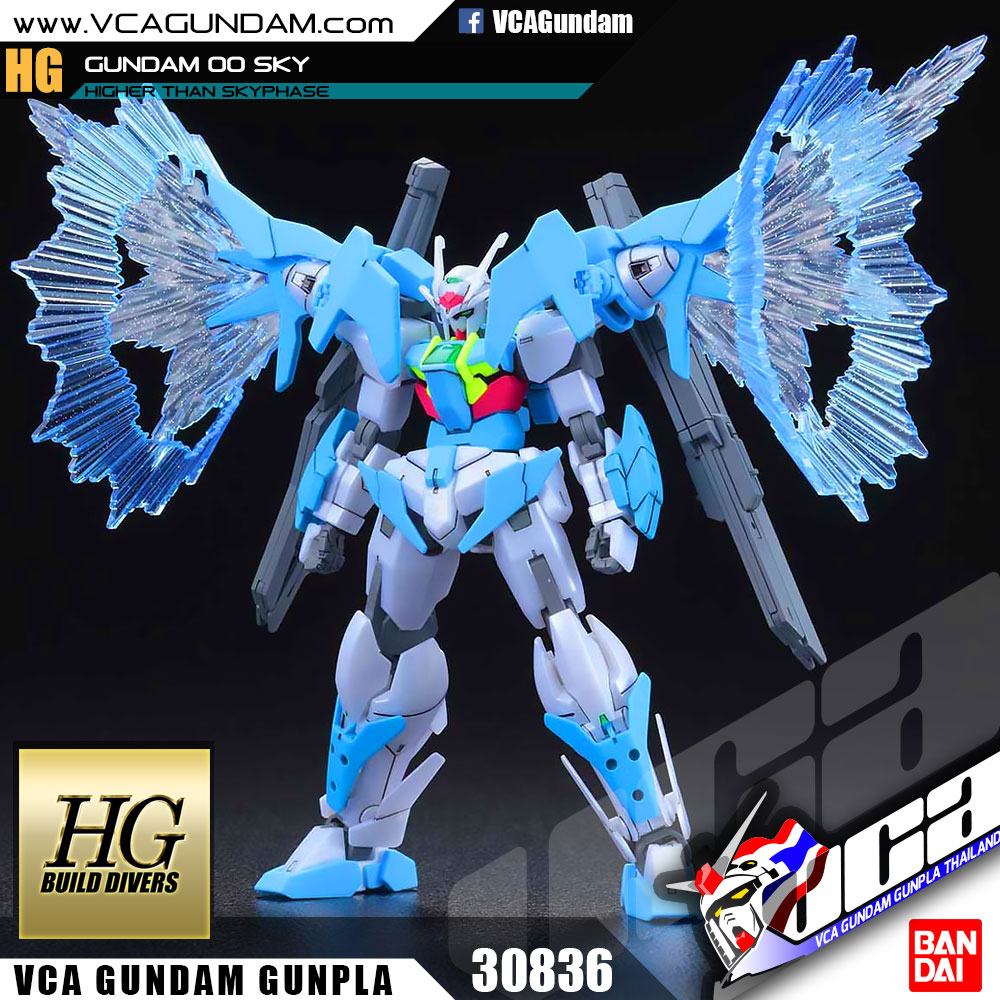 ◖SOON◗ HG GUNDAM 00 SKY (HIGHER THAN SKYPHASE)