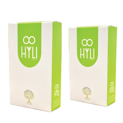 HYLI 2 กล่อง ไฮลี่ อกฟู รูฟิต ตกขาว ปวดท้องประจำเดือน ตกขาวมีกลิ่น มดลูกหย่อน