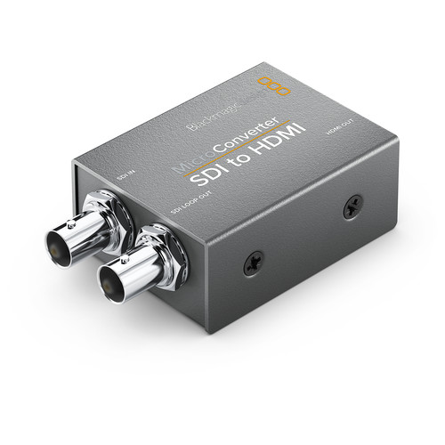 Blackmagic Design Micro Converter SDI to HDMI with Power Supply ใหม่ล่าสุด