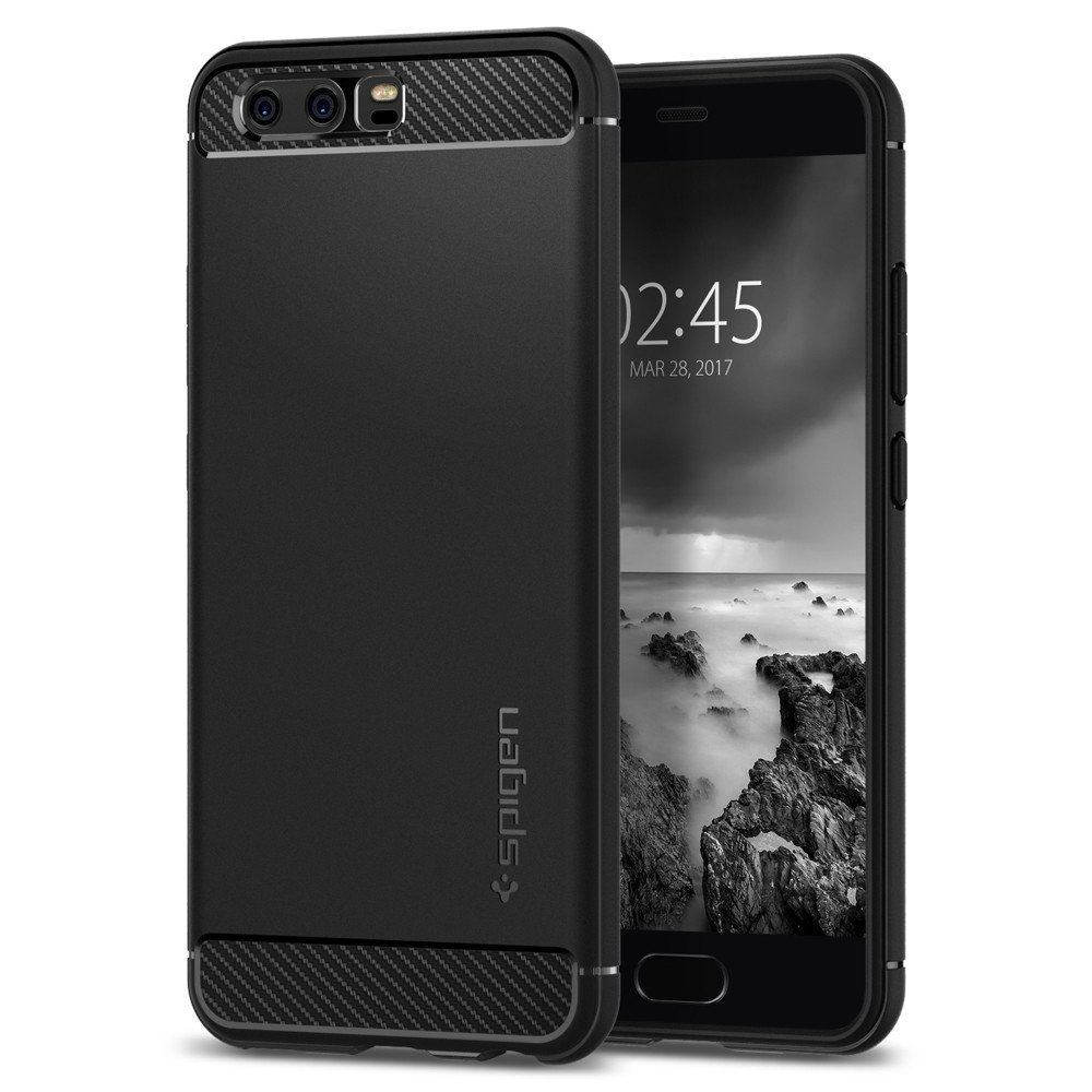 เคส SPIGEN Rugged Armor Huawei P10 Plus