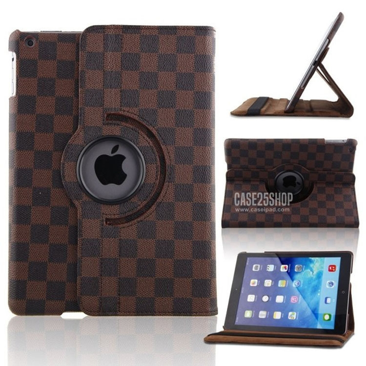 เคสหลุยส์หมุนได้ 360 องศา (เคส iPad Air 1)