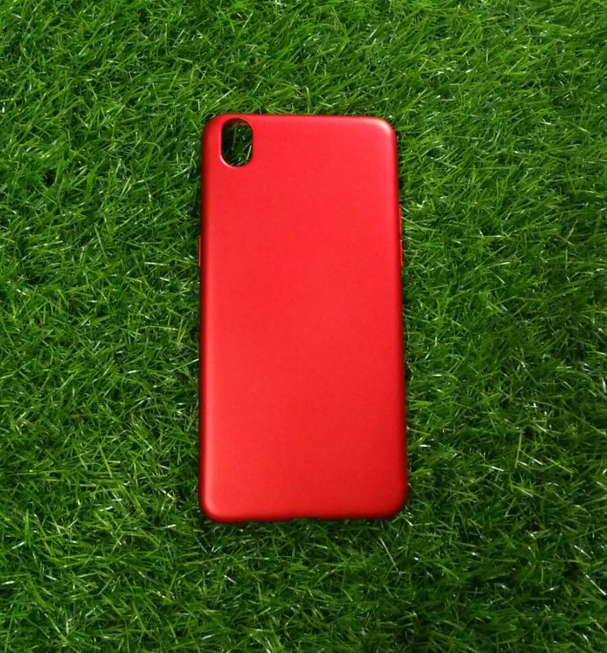 TPU Red Oppo F1 plus (R9)