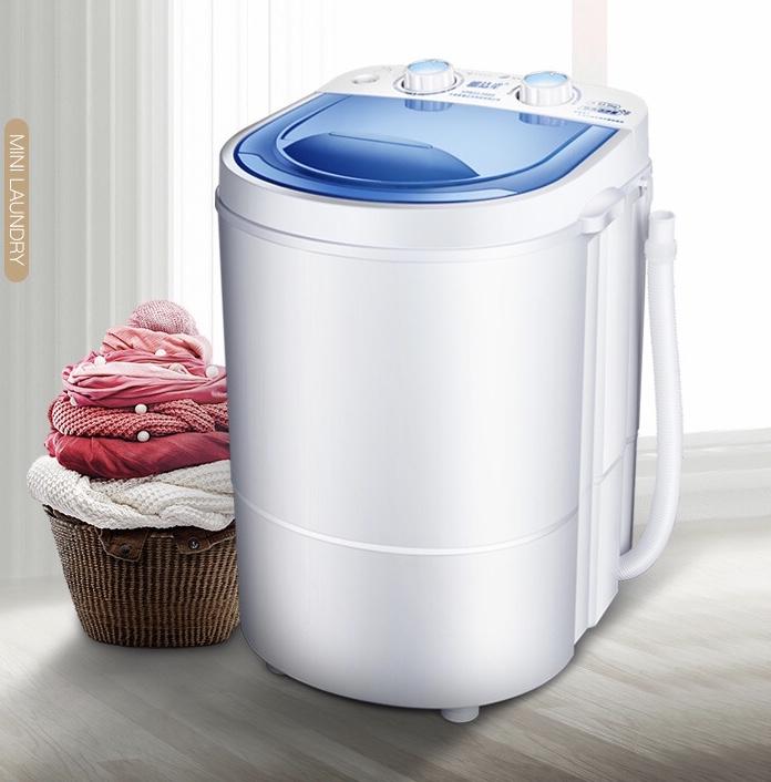 เครื่องซักผ้ามินิ Smart Home