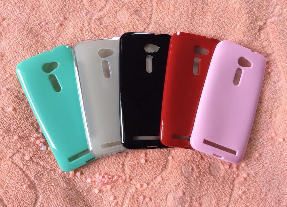 TPU สีทึบ Zenfone2 (5.0)