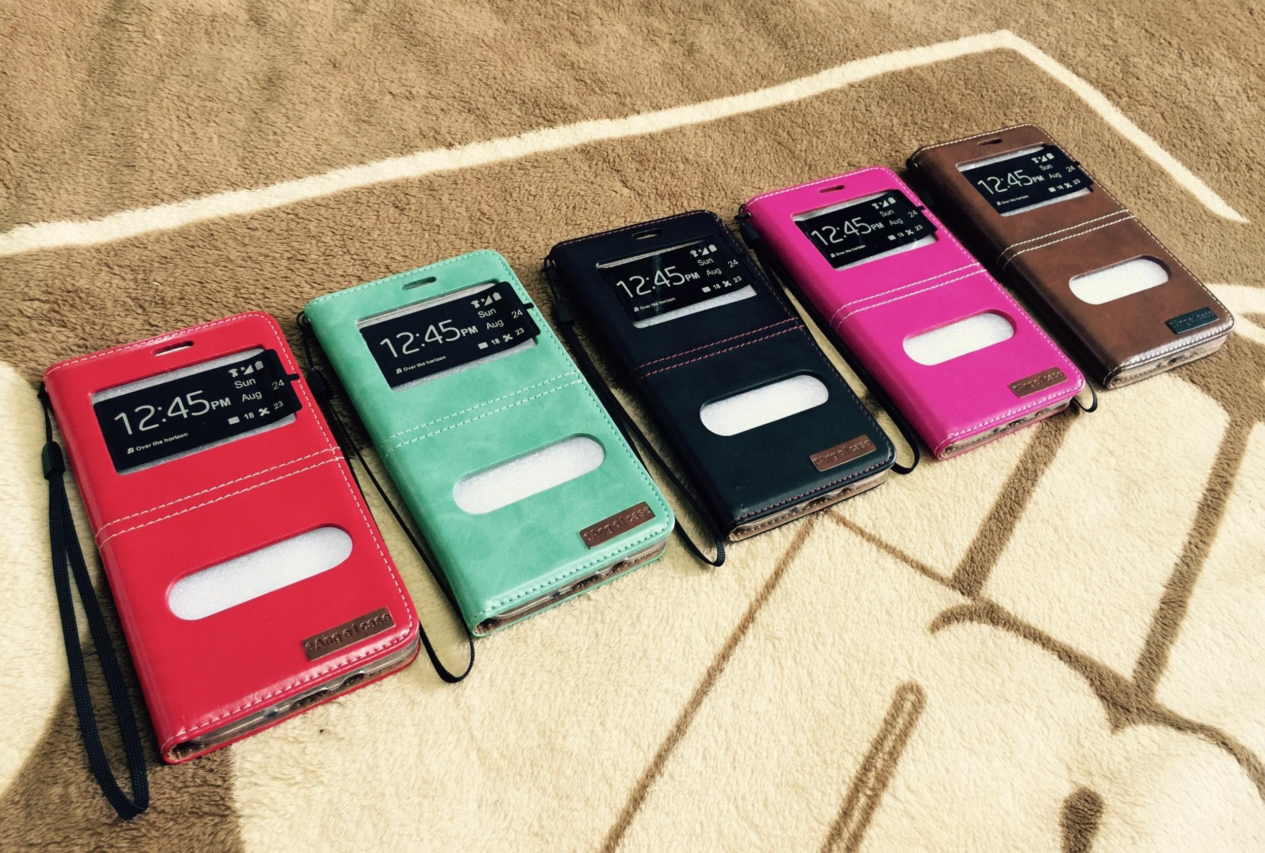 เคสเปิด-ปิด Angel Case iphone5/5s/se (ทัชรับสายได้ มีแม่เหล็กในตัว)