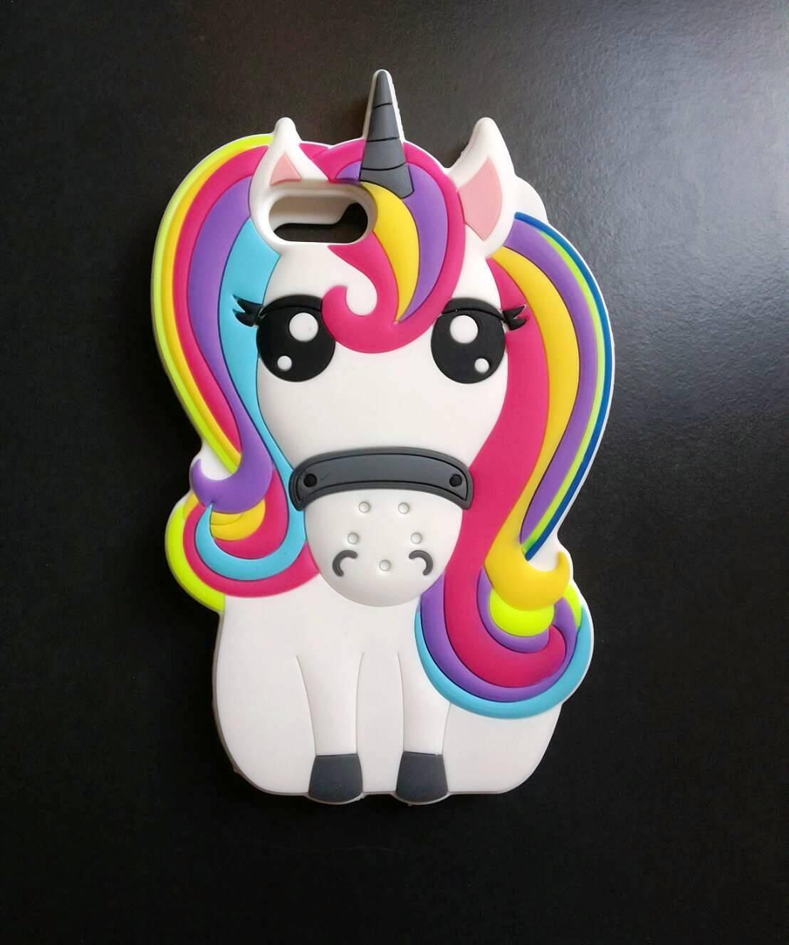 ซิลิโคนโพนี่ iphone7/iphone8(ใช้เคสตัวเดียวกัน)