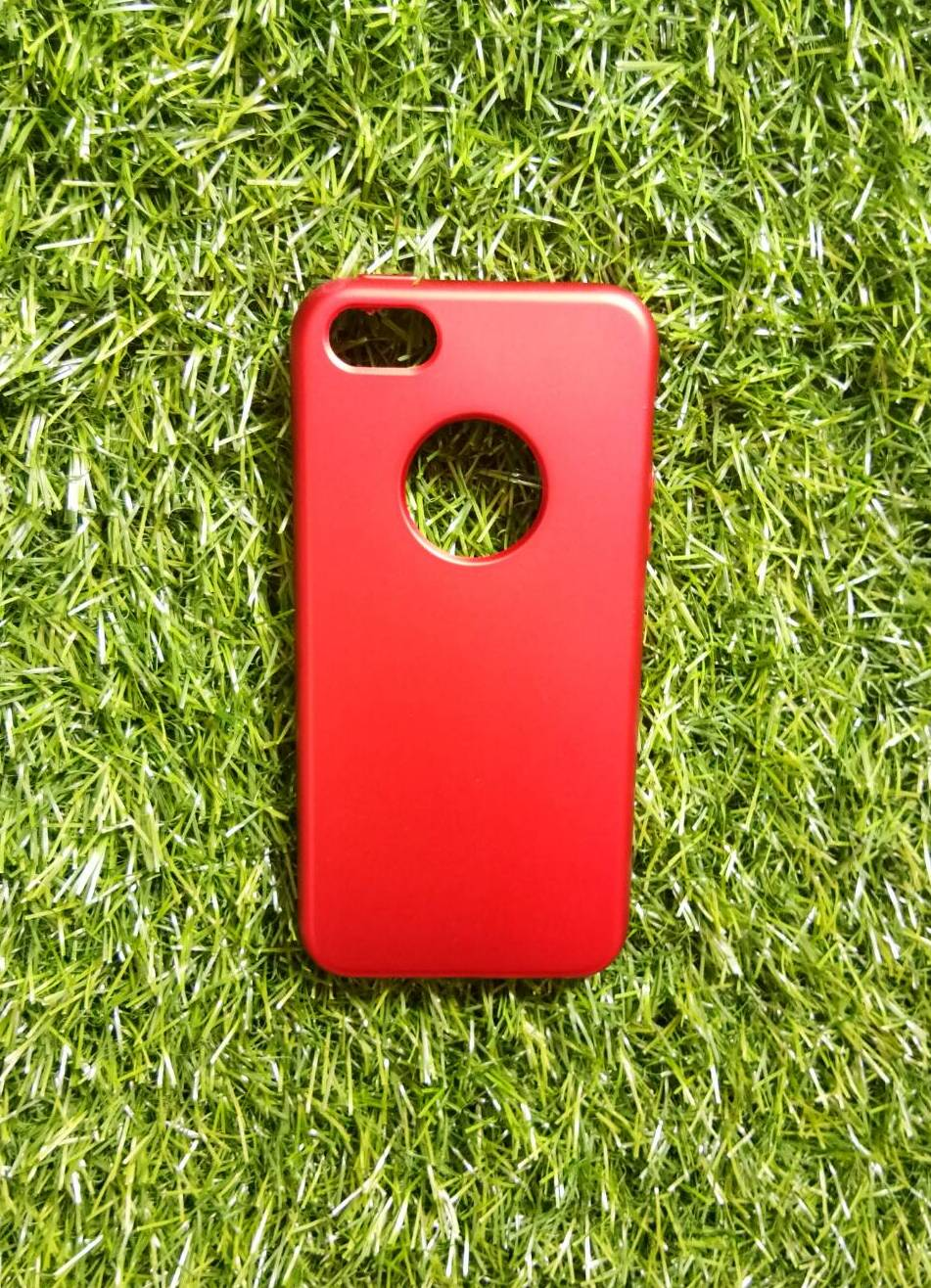 TPU Red iphone5/5s/se