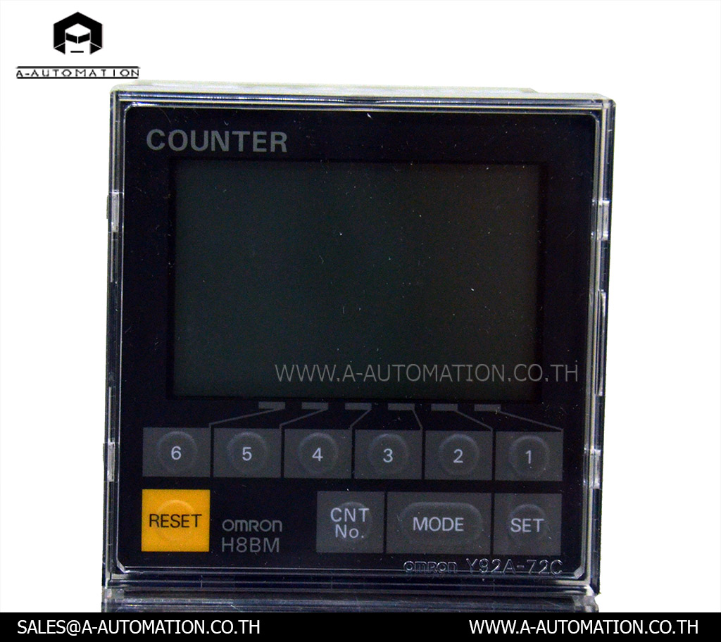 Counter Omron Model:H8BM-RB