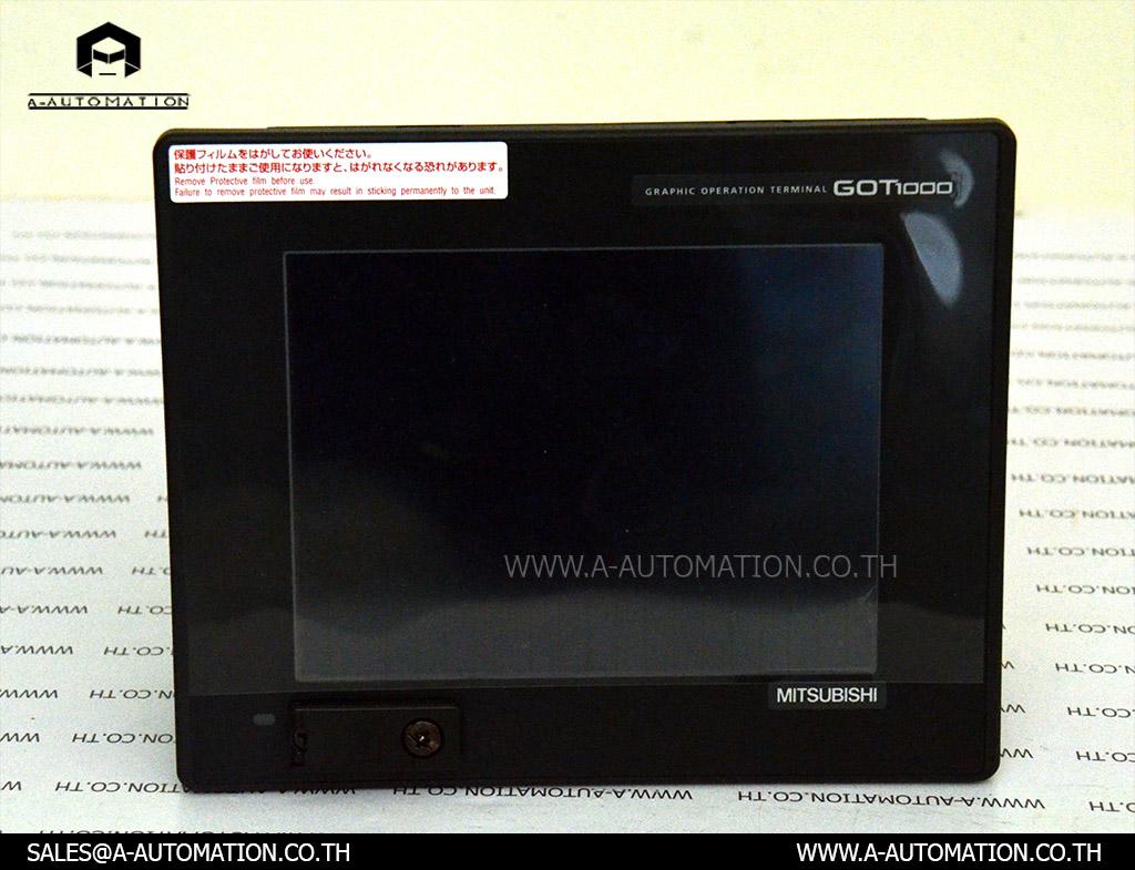 Touch Screen Mitsubishi Model:GT1555-QSBD