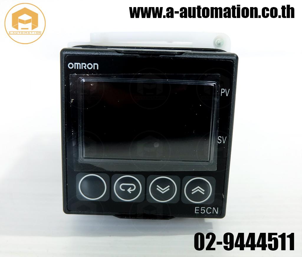 ขาย Temperature Omron Model:E5CN-R2ML-005 (สินค้าใหม่)
