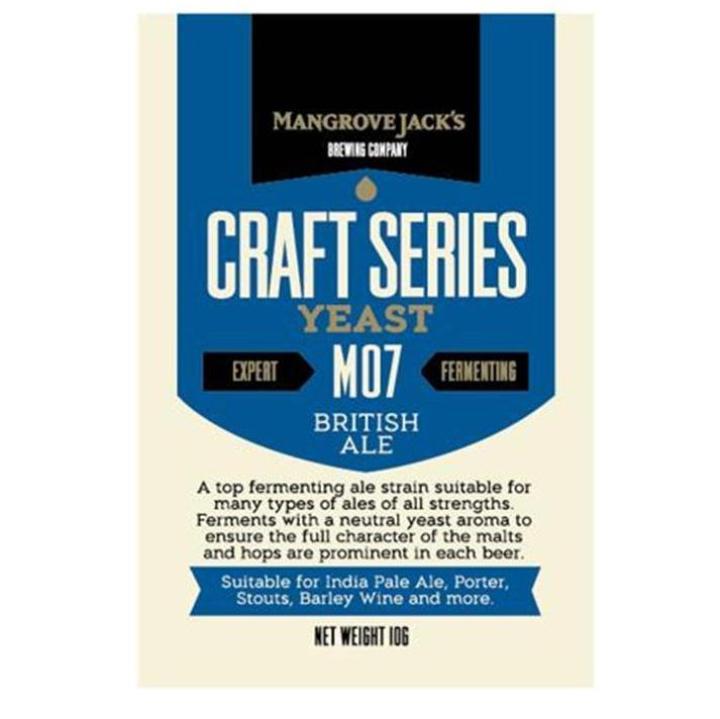 British Ale M07 10 g.