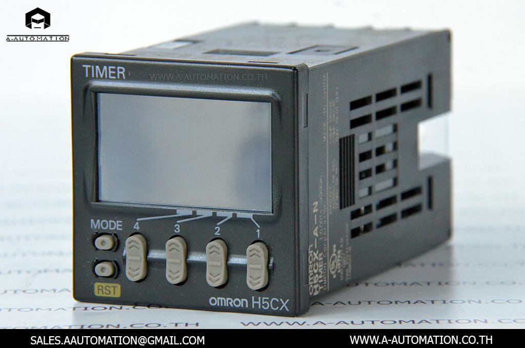 TIMER MODEL:H5CX-A-N [OMRON]