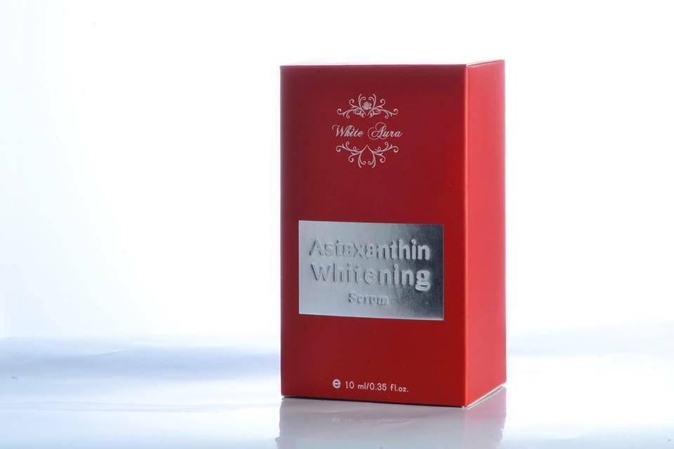 Astaxanthin Whitening SerumIssue