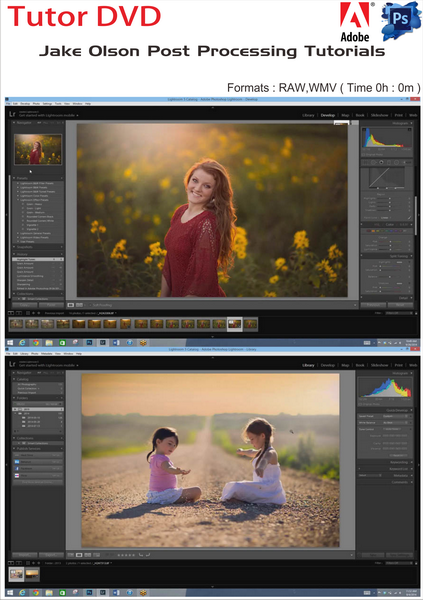jake olson studios tutorials