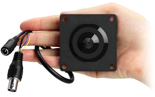 กล้อง HD-TVI 1080P กล้องรูเข็ม AVTECH รุ่น AVT1301